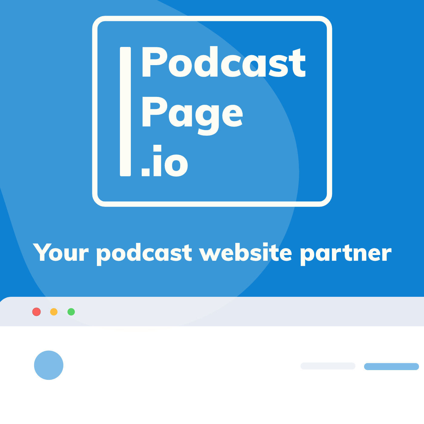 Podcastpage Demo Podcast