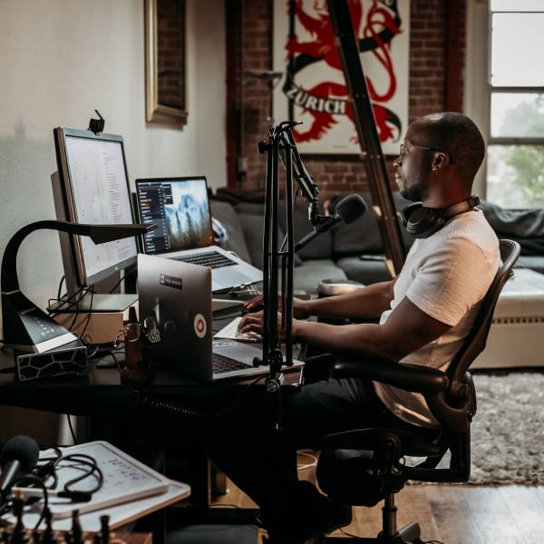 Episode 46: How to start a podcast: first step - choose a topic